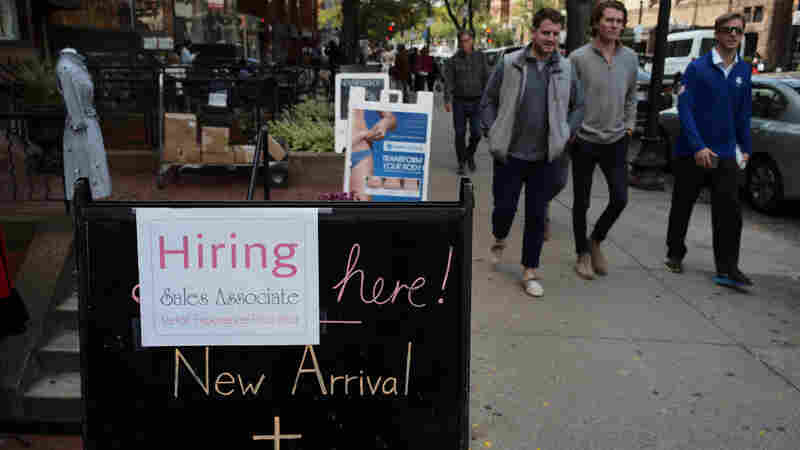 148,000 Jobs Were Added To U.S. Economy In December