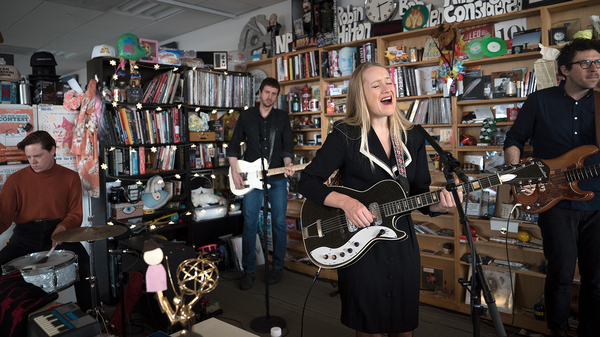 The Weather Station: Tiny Desk Concert