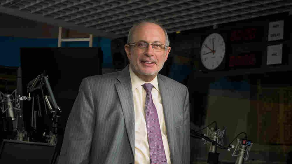 NPR Host Robert Siegel Signs Off