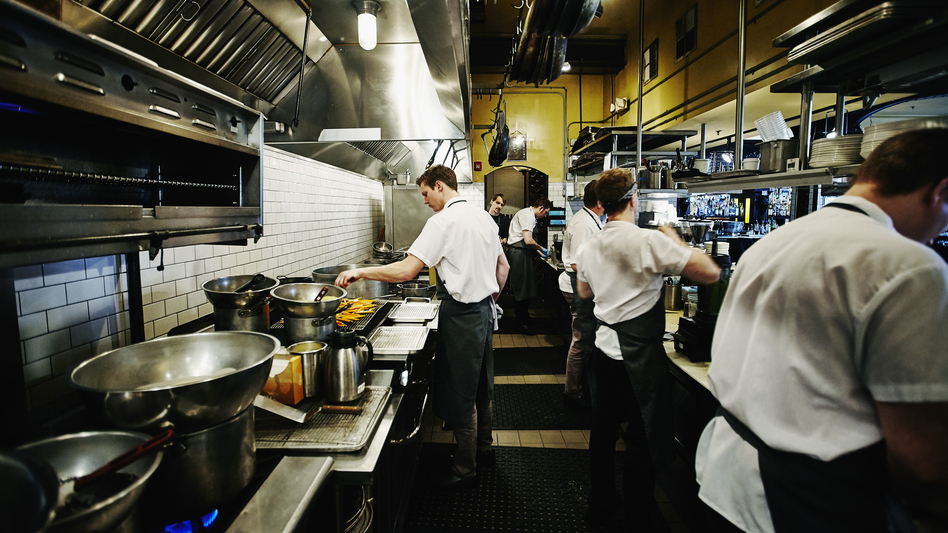 The James Beard Awards are known as the Oscars of the food world. Now several past winners, including chefs Mario Batali and John Besh, face allegations of sexual harassment. This year, the awards committee is asking judges to consider character and culture in nominating chefs and restaurants for the awards. (Thomas Barwick/Getty Images)