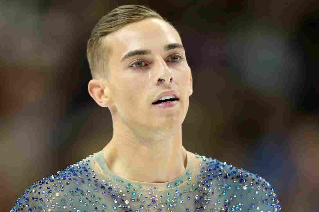 Openly Gay Figure Skater Makes US Olympic Team and History