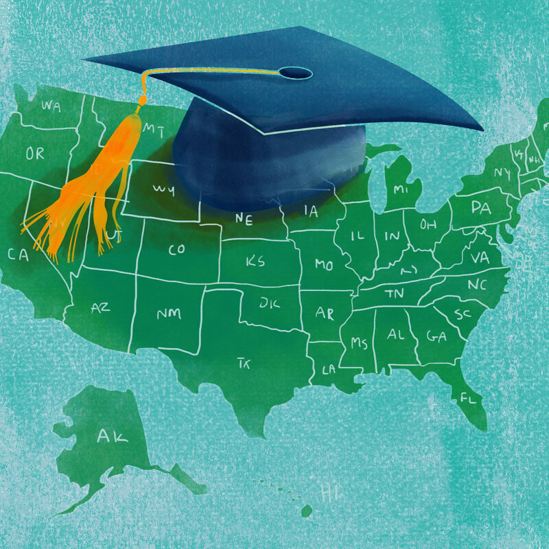 Grad Rate Rise For Special Education >> Student Loan Defaults On The Rise Texas Special Education And
