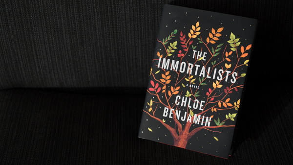 For 'The Immortalists' Knowledge Of Death Changes Lives