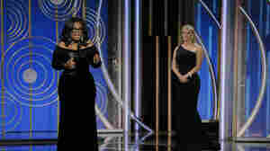 Activism Hits The Red Carpet And Oprah Hits A Home Run At The Golden Globes