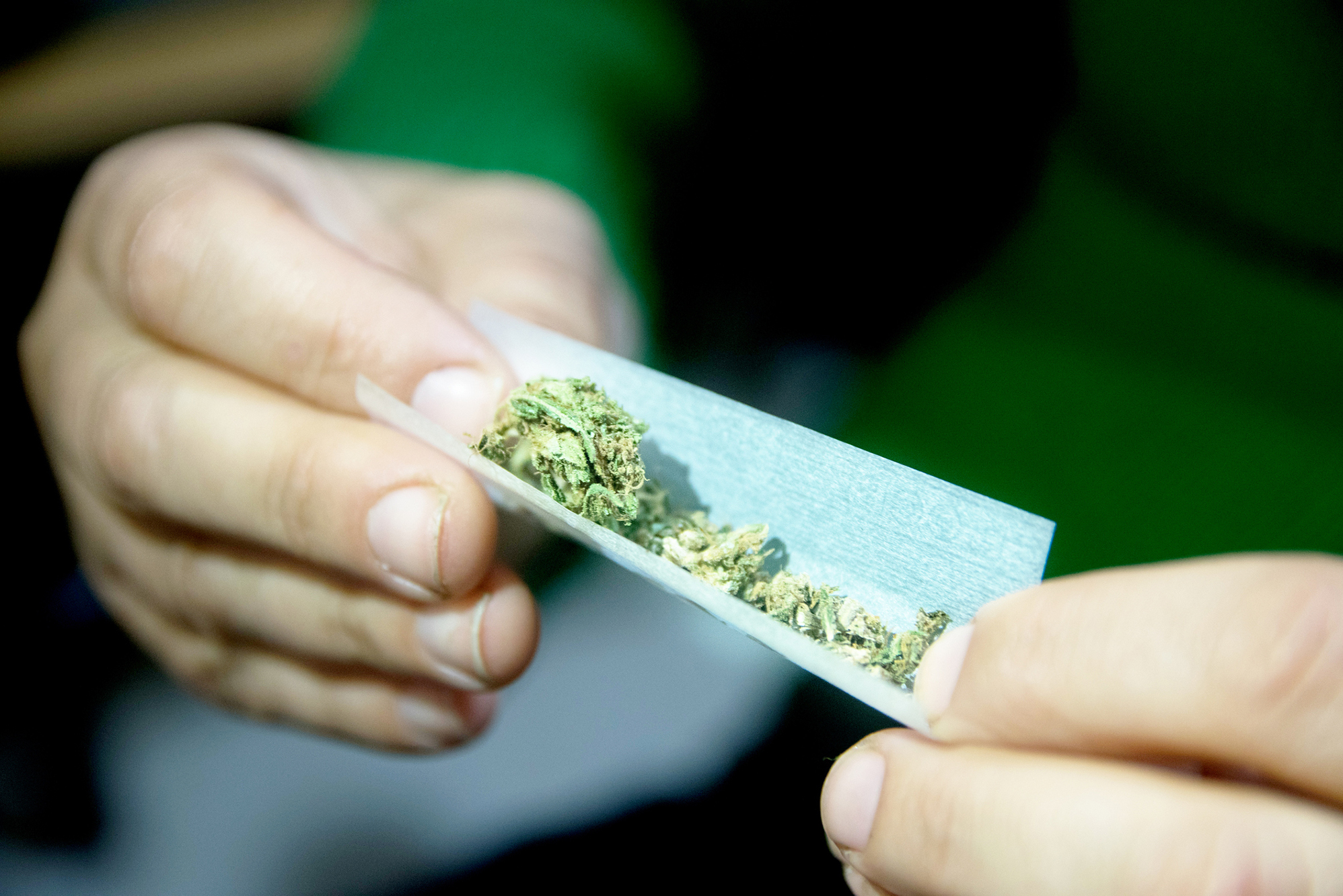 VA Clears The Air On Doctors Talking To Veterans About Marijuana Use
