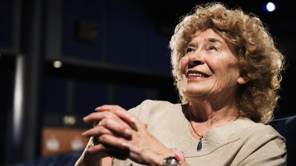 Shirley Collins appeared at the London Film Festival for the premiere of The Ballad Of Shirley Collins documentary.