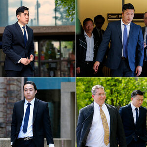 4 Ex-Fraternity Members Sentenced In Pledge's Hazing Death