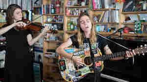 Julien Baker: Tiny Desk Concert