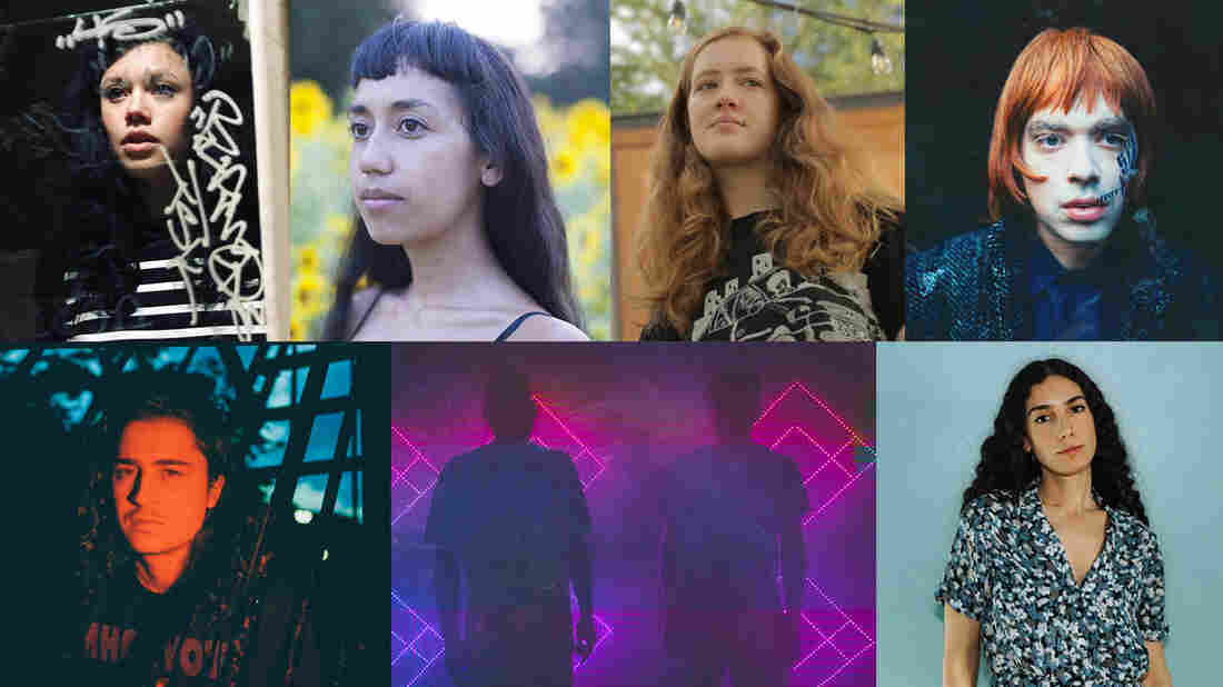 Eight New Artists To Watch In 2018, From 'Slingshot'