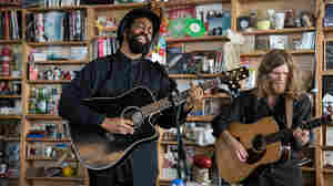 AHI: Tiny Desk Concert