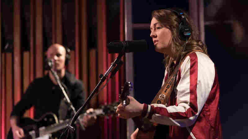 Watch Brandi Carlile Perform 'Every Time I Hear That Song' Live In The Studio