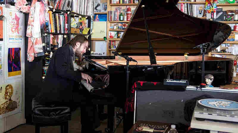 Daniil Trifonov: Tiny Desk Concert