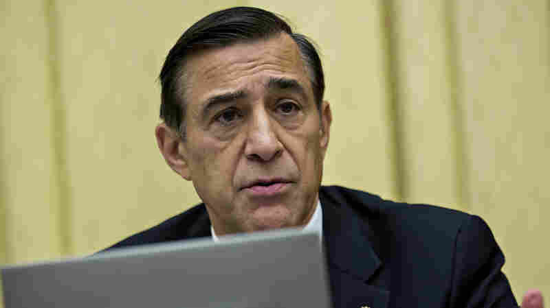 Retiring Rep. Darrell Issa Was Once A Powerful Anti-Obama Voice