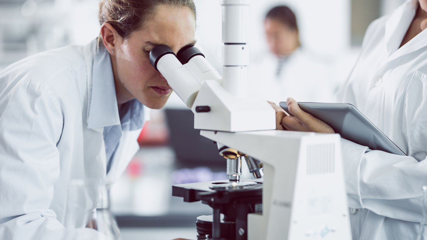 A Scientist\'s Gender Can Skew Research Results : Shots - Health News ...
