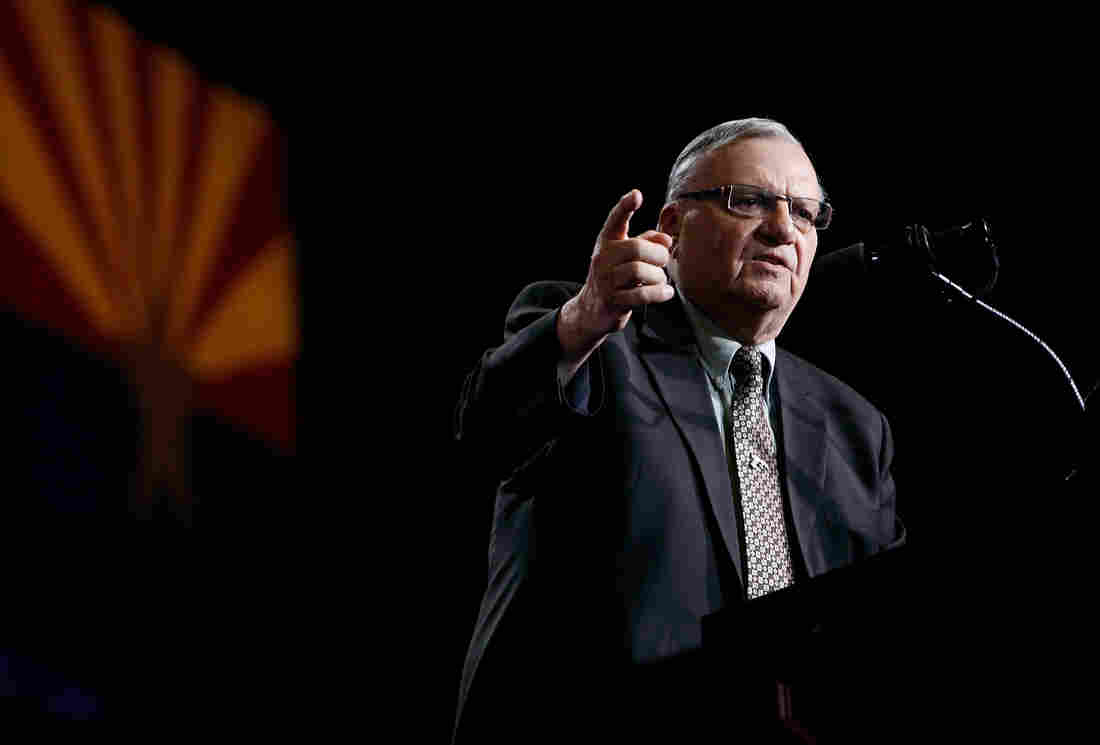 Arpaio's latest offense is running for Senate