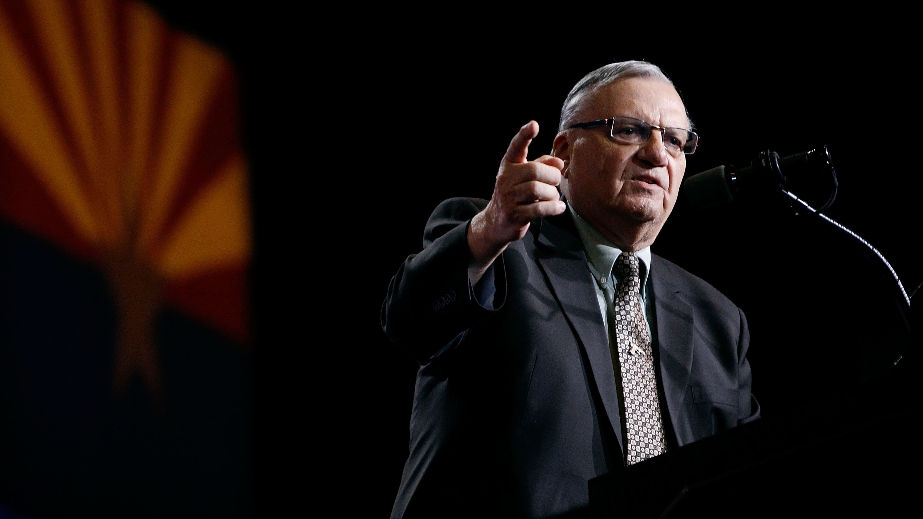 Joe Arpaio Still Insisting Obama's Birth Certificate Fake, Claims He Has Proof