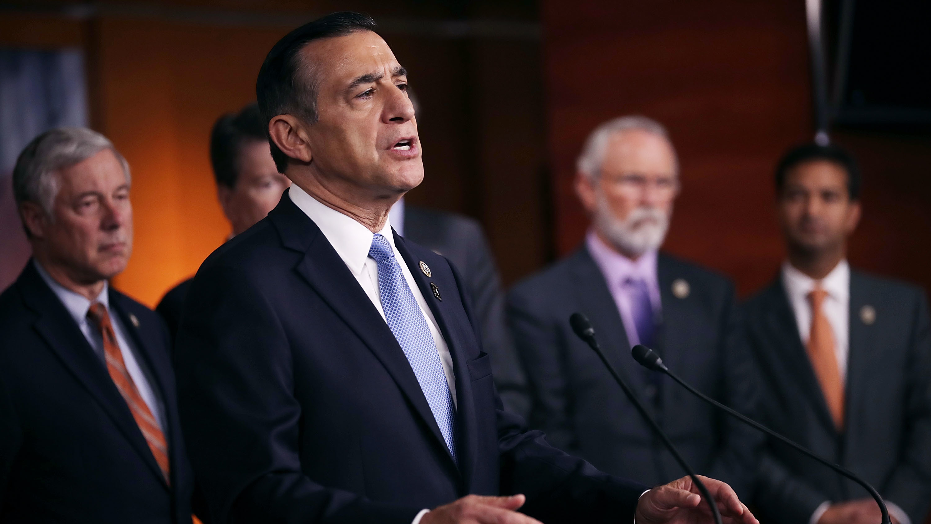 Rep. Darrell Issa To Retire, Adding To Record GOP Exodus From Congress