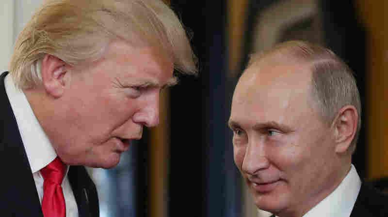Democrats Unveil A Blueprint For Battling Putin, Daring Trump To Act
