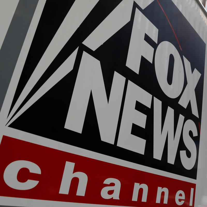 Top Fox News D C Reporter James Rosen Left Network After Harassment Claims Npr