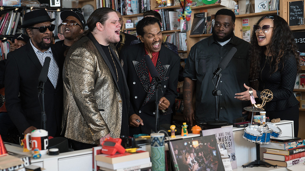 Artists From The 'Take Me To The River' Tour: Tiny Desk Concert