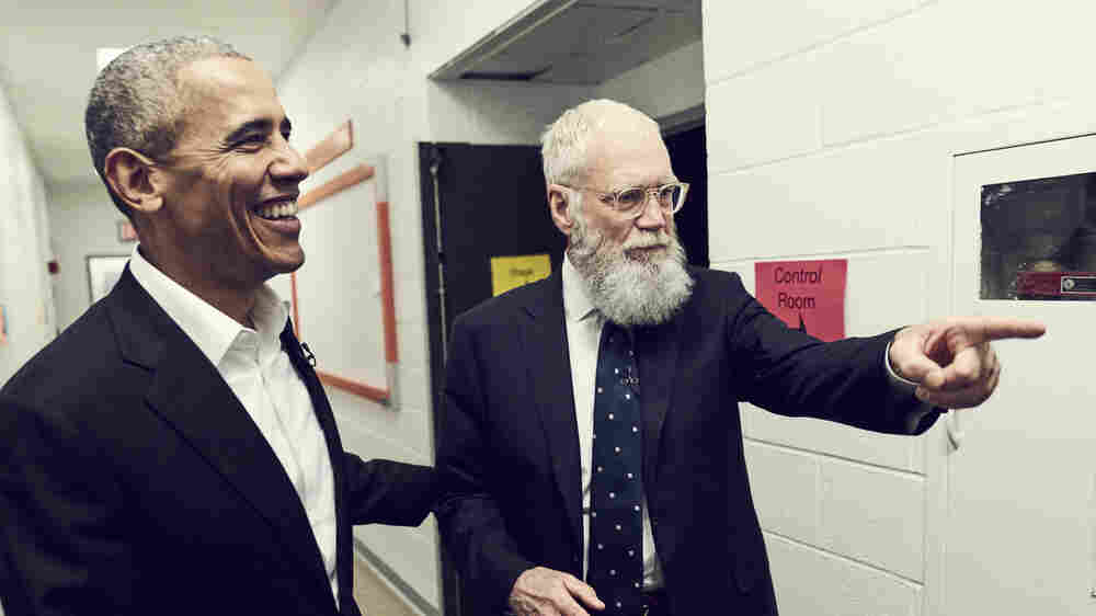 Netflix Brings David Letterman Back To The Interview Chair — With A Few Twists