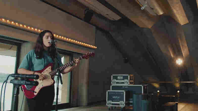 Watch Camp Cope Perform 'The Opener' Live At Sydney Opera House