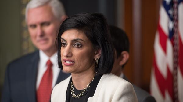Seema Verma, administrator of the Centers for Medicare and Medicaid Services, led efforts to require work for Medicaid recipients while in charge of Indiana