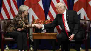 Trump Says He's Canceling U.K. Visit, Citing 'Bad Deal' On New London Embassy