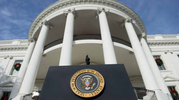 Top intelligence bosses scrambled to the White House on Thursday morning after President Trump complained on<a href='./tag/twitter'> Twitter</a> about a controversial spy bill they then urged him to support.