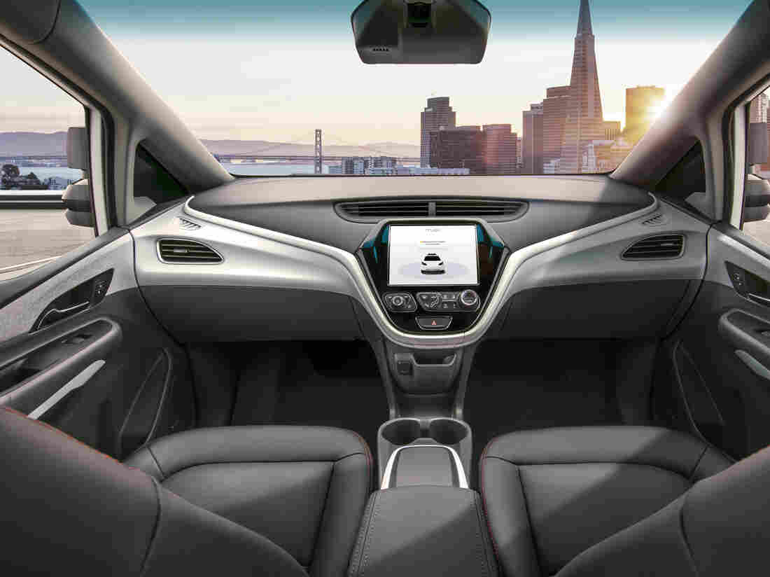 GM seeks United States approval for auto with no steering wheel