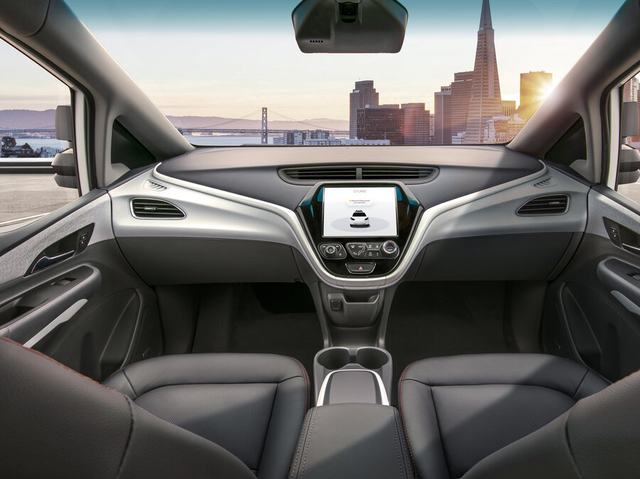 GM Says Car With No Steering Wheel Or Pedals Ready For Streets In ...