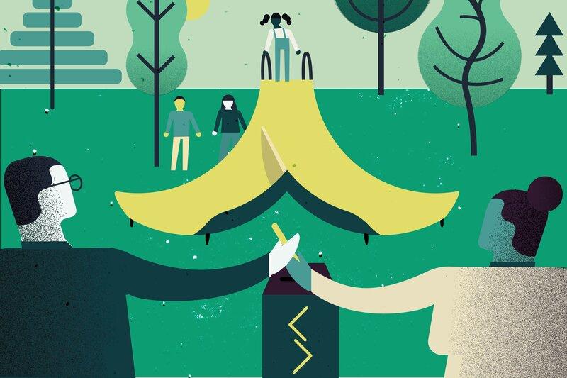 Inside The Virtual Schools Lobby: 'I Trust Parents' : NPR Ed