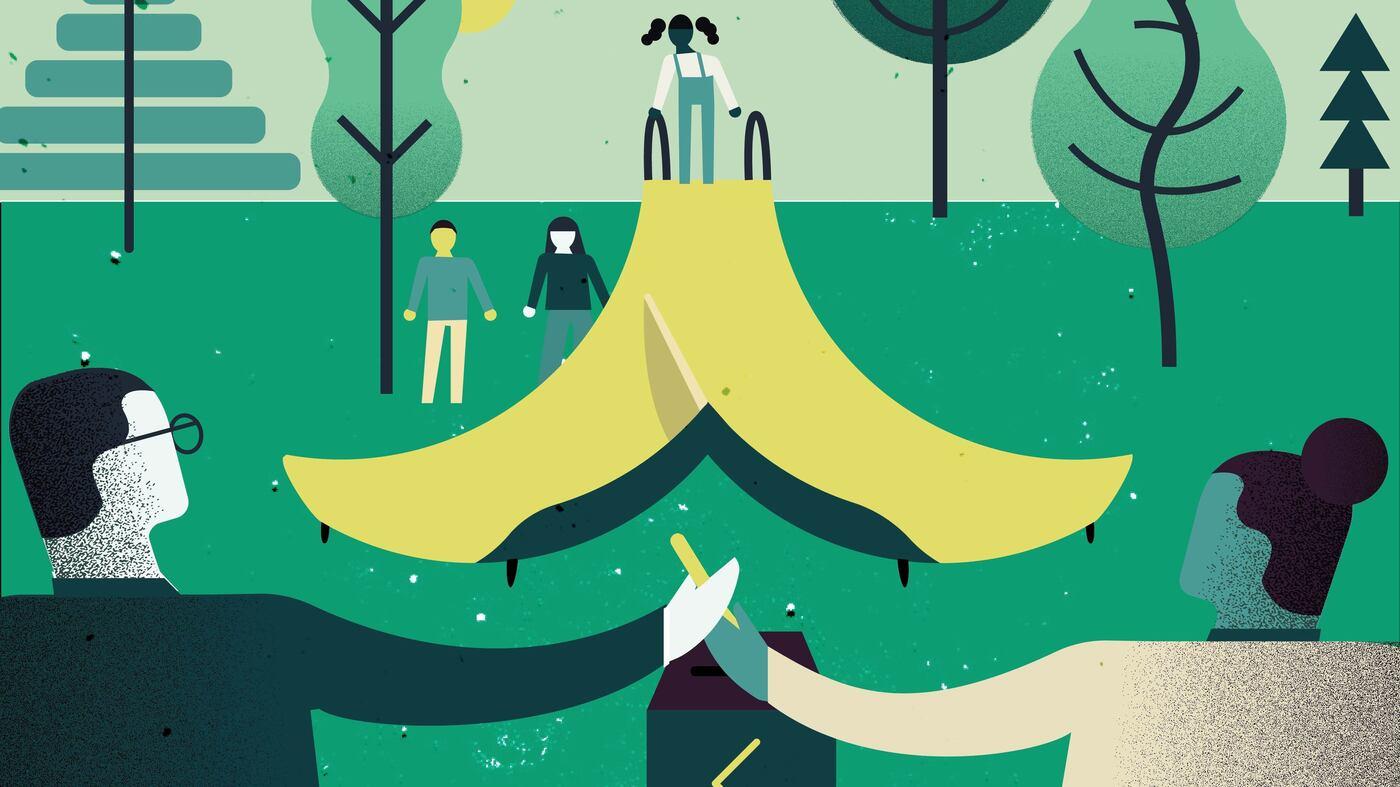 Inside The Virtual Schools Lobby: \'I Trust Parents\' : NPR Ed : NPR