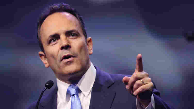 Kentucky Gets OK To Require Work From Medicaid Recipients