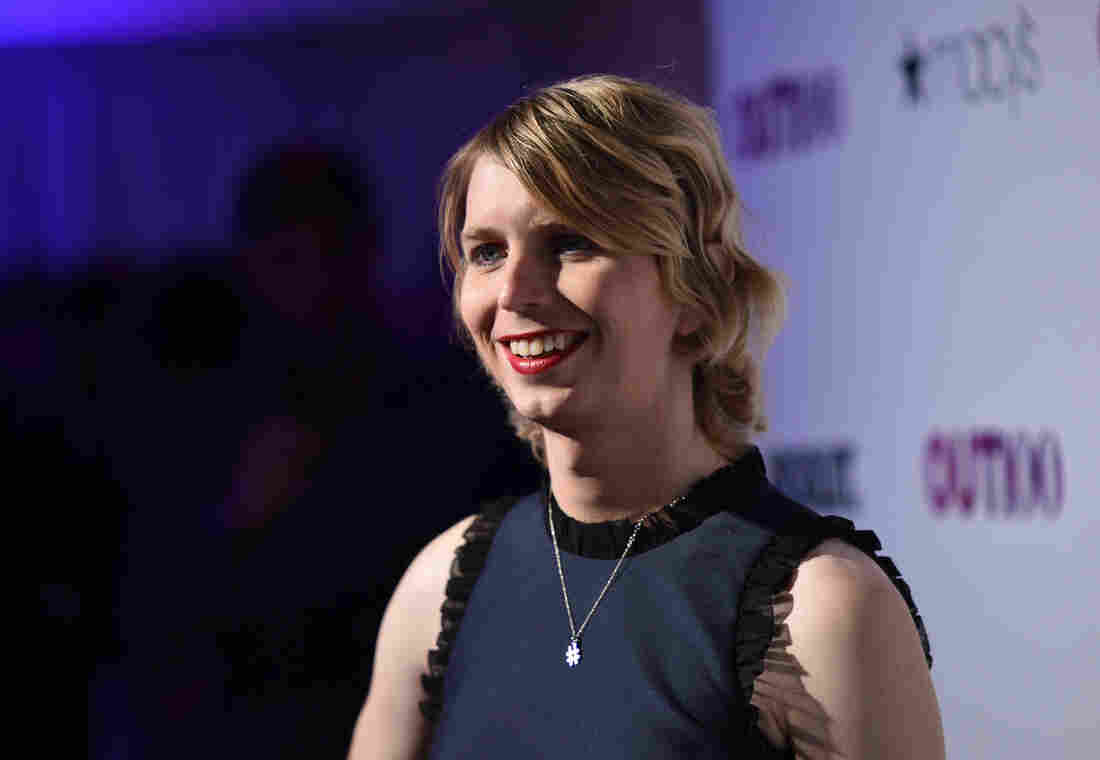 Chelsea Manning files for US Senate bid in Maryland