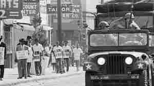 NAACP Honors Memphis Sanitation Workers Who Went On Strike In 1968