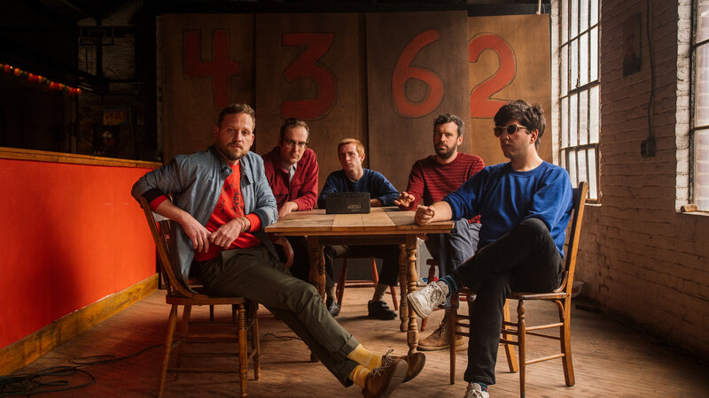 A Revitalized Dr Dog Is Listening In Desperately Npr