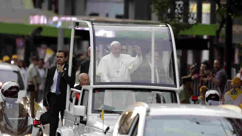 On Visit To Chile, Pope Faces Anger Over Sex-Abuse Scandal