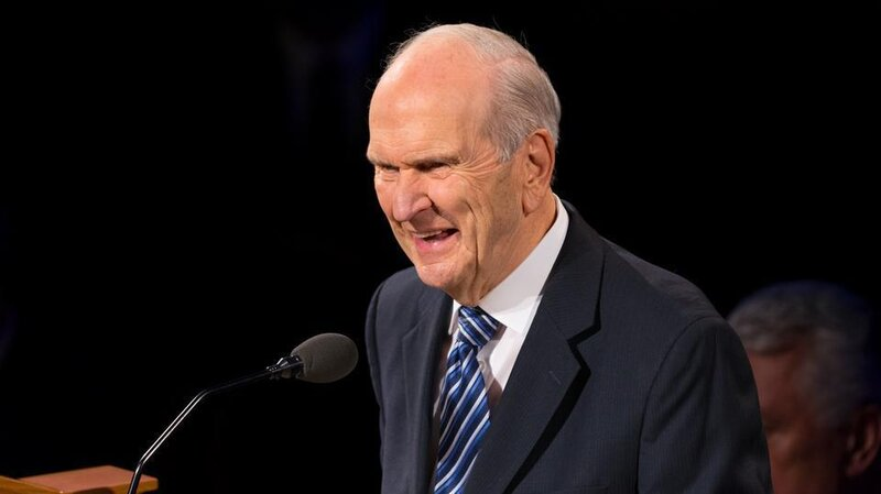 Mormon Church Names Russell M  Nelson As New Leader : The Two-Way : NPR