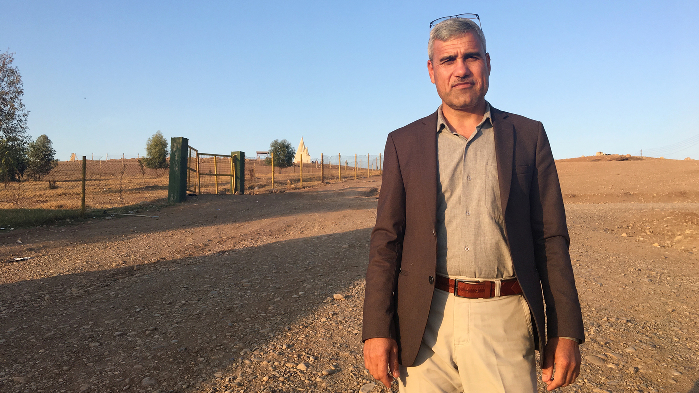 This Man Has Freed Hundreds Of Yazidis Captured By ISIS. Thousands Remain Missing