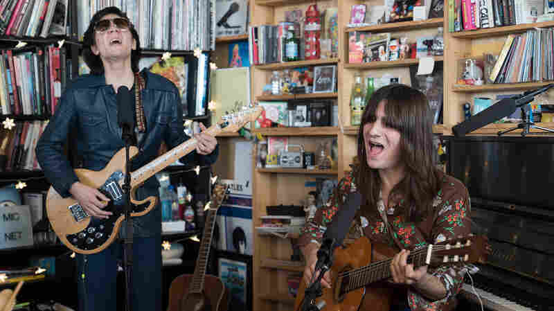 The Lemon Twigs: Tiny Desk Concert