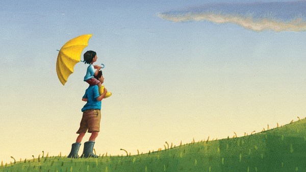 Picture Book Author Says 'I Had To Be Real' When Writing 'Love'