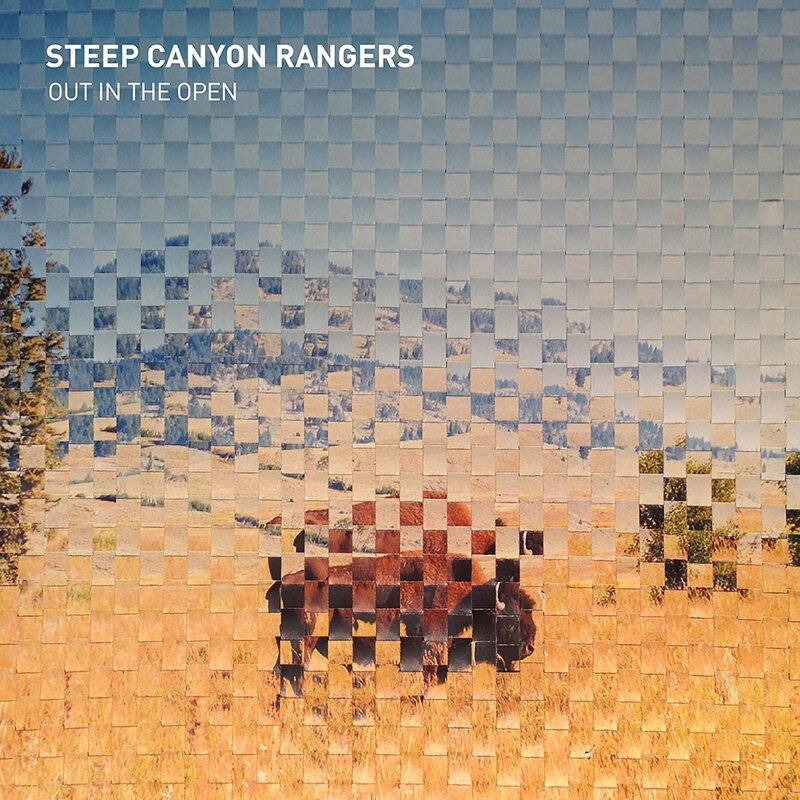 Review: Steep Canyon Rangers, 'Out In The Open' : NPR