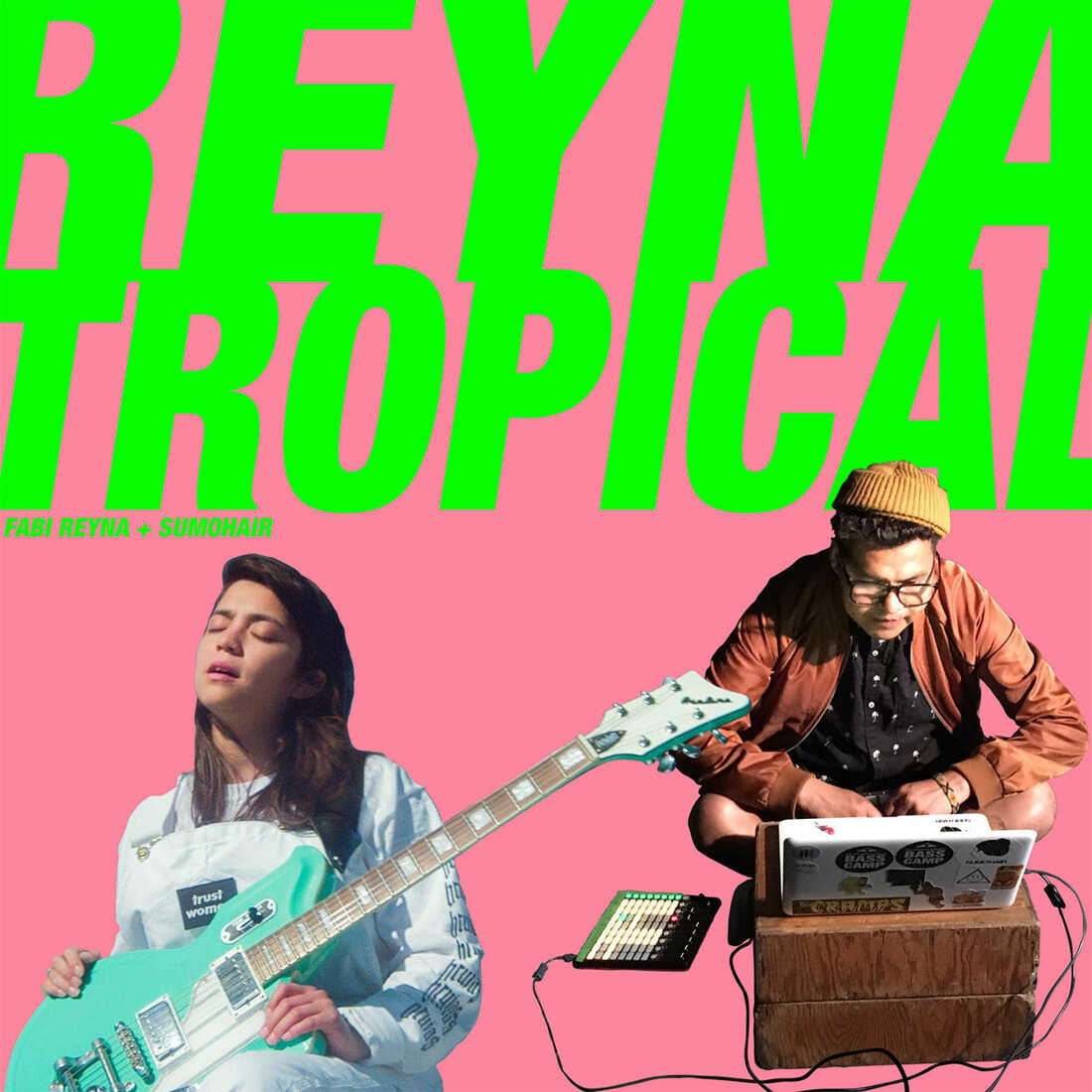 reyna tropical cover