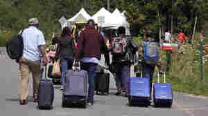 Haitians Flow Into Canada From The U.S. Amid Renewed Deportation Fears