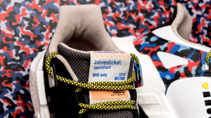 Berlin's New Adidas Sneakers Feature Sewn-In Transit Tickets