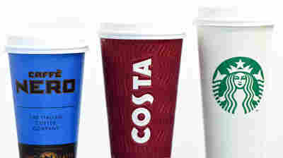 U.K. Lawmakers Want To Battle Waste With A 'Latte Levy' On Disposable Cups