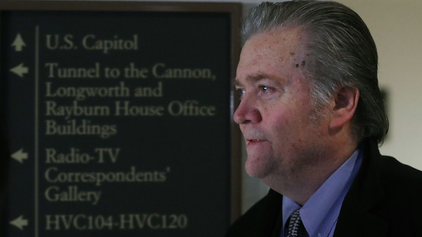 Bannon And Trump White House Raising Questions About Executive Privilege, Lawyers Say