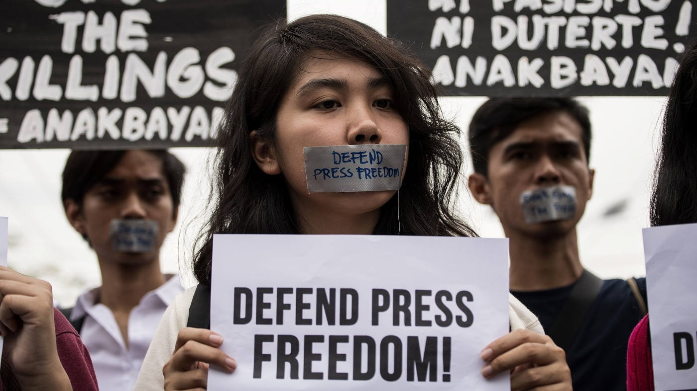 freedom of speech philippines