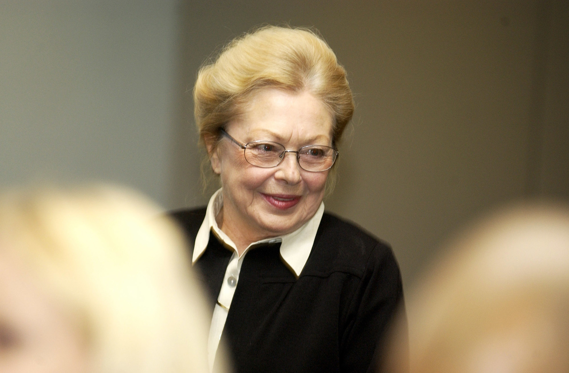 Mathilde Krim Dies: AIDS Analysis Pioneer Was 91